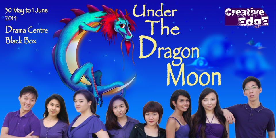 Under The Dragon Moon